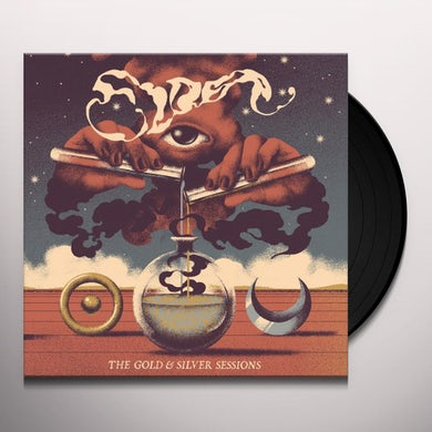 Elder GOLD & SILVER SESSIONS Vinyl Record