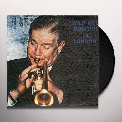 Wild Bill Davison IN LONDON 1980 Vinyl Record