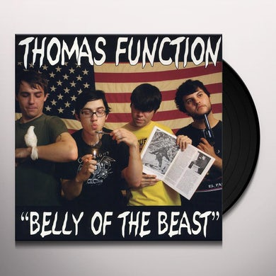 Thomas Function BELLY OF THE BEAST Vinyl Record