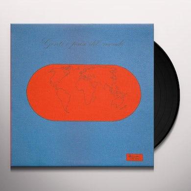Piero Umiliani GENTI E PAESI DEL MONDO Vinyl Record