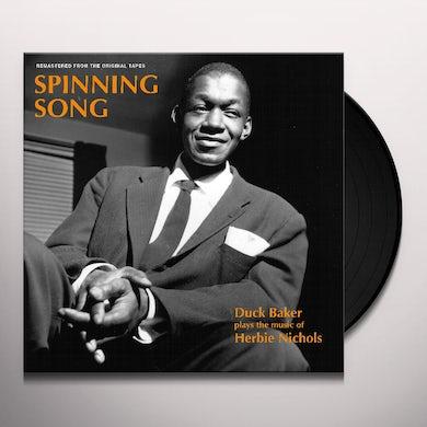 Duck Baker SPINNING SONG Vinyl Record