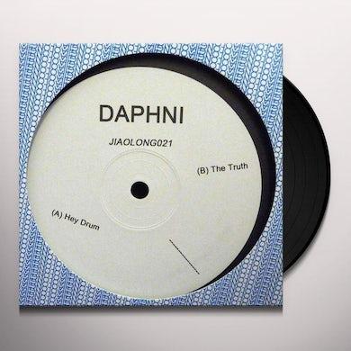 Daphni HEY DRUM / TRUTH Vinyl Record