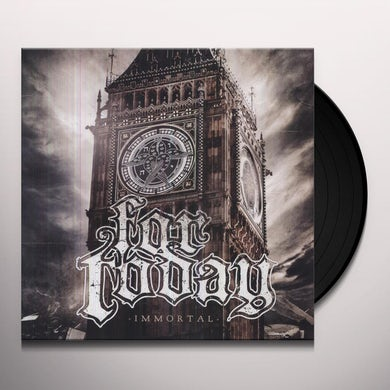 For Today IMMORTAL Vinyl Record
