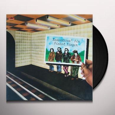 Sensations' Fix FINEST FINGER Vinyl Record