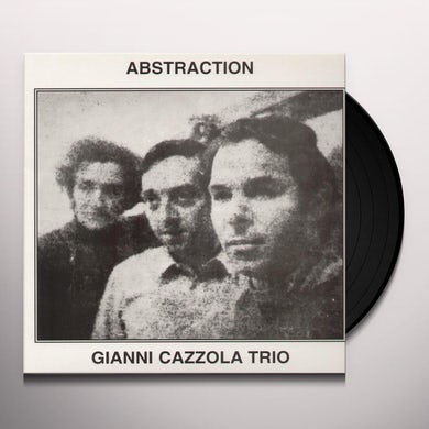 Gianni Cazzola ABSTRACTION Vinyl Record