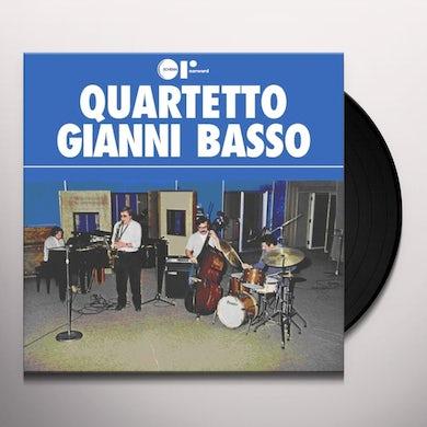QUARTETTO GIANNI BASSO Vinyl Record