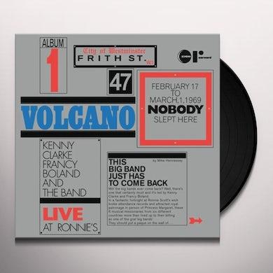 Kenny Clarke & Francy Boland VOLCANO Vinyl Record