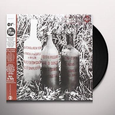 Piero Umiliani DA ROMA A NEW YORK Vinyl Record