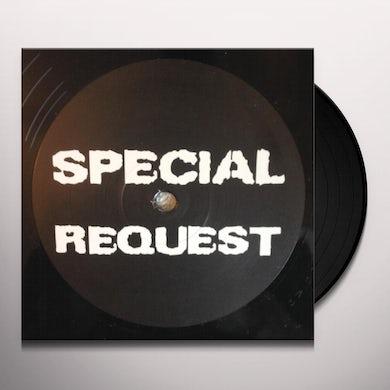 Special Request VAPOUR / MINDWASH Vinyl Record
