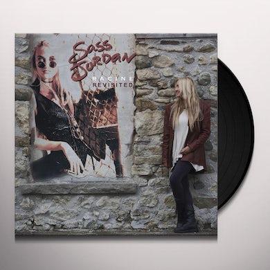 Sass Jordan RACINE REVISITED Vinyl Record