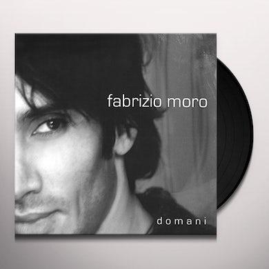 Fabrizio Moro DOMANI Vinyl Record