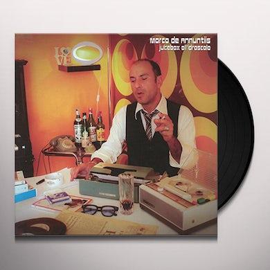 Marco De Annuntiis JUKEBOX ALL'IDROSCALO Vinyl Record