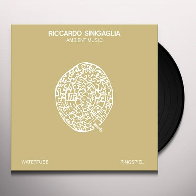 Riccardo Sinigaglia AMBIENT MUSIC Vinyl Record