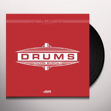Drums Records / Various Vinyl Record