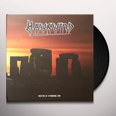SOLSTICE AT STONEHENGE 1984 Vinyl Record