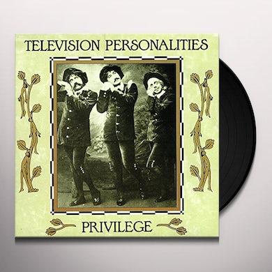 PRIVILEGE Vinyl Record