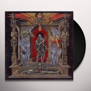HIEROPHANY OF THE OPEN GRAVE Vinyl Record