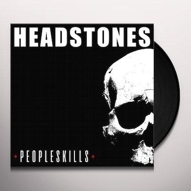 Headstones PEOPLESKILLS Vinyl Record