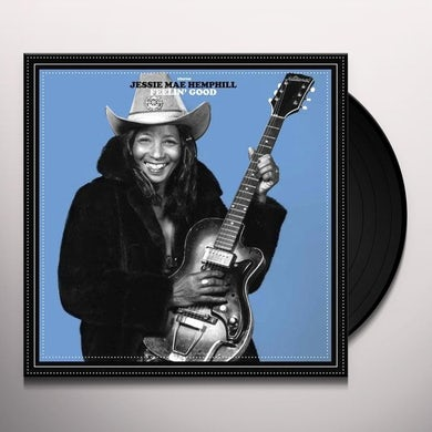 Jessie Mae Hemphill FEELIN GOOD Vinyl Record
