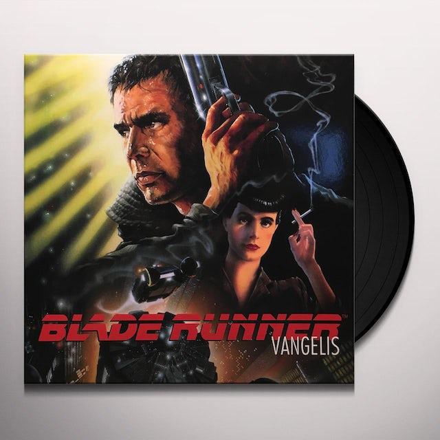BLADE RUNNER / O.S.T. (UK) BLADE RUNNER / O.S.T. Vinyl Record