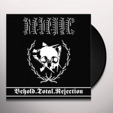 Revenge BEHOLD TOTAL REJECTION Vinyl Record