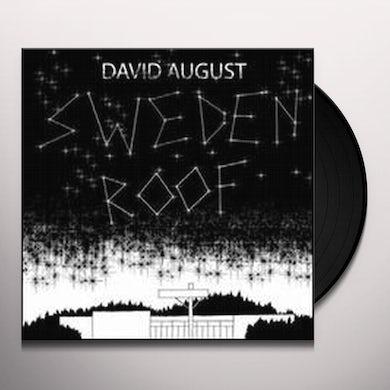 David August SWEDEN ROOF Vinyl Record
