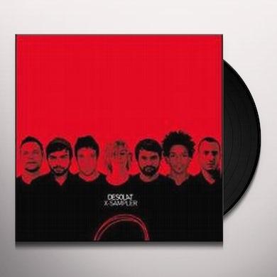 DESOLAT X-SAMPLER / VARIOUS Vinyl Record