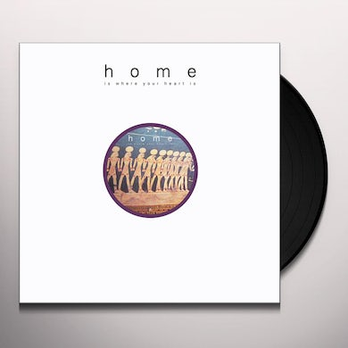 NOBODY HOME WHERE WE COME FROM Vinyl Record