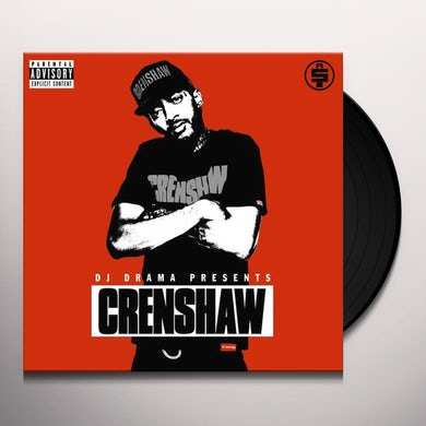 Nipsey Hussle CRENSHAW Vinyl Record