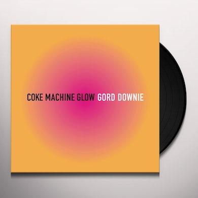Gord Downie COKE MACHINE GLOW Vinyl Record