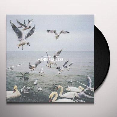 Dan Mangan MORE OR LESS Vinyl Record