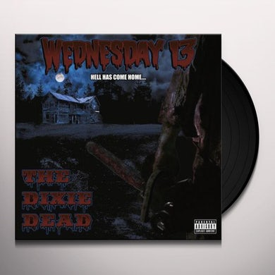 Wednesday 13 DIXIE DEAD Vinyl Record