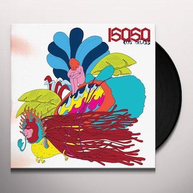 ISASA LOS DIAS Vinyl Record