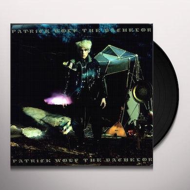 Patrick Wolf BACHELOR Vinyl Record