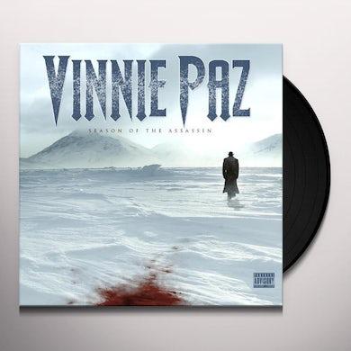 Vinnie Paz SEASON OF THE ASSASSIN Vinyl Record