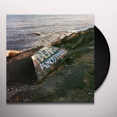 Fidlar ALMOST FREE Vinyl Record