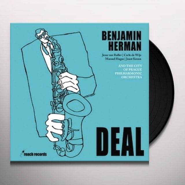 Benjamin Herman DEAL Vinyl Record - Digital Download Included, 180 Gram Pressing