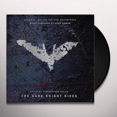 Hans Zimmer DARK KNIGHT RISES / Original Soundtrack Vinyl Record