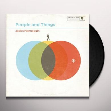 PEOPLE & THINGS Vinyl Record