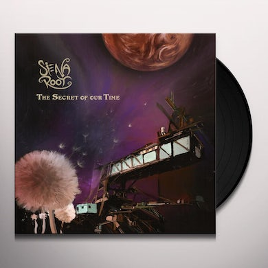 SIENA ROOT SECRET OF OUR TIME Vinyl Record