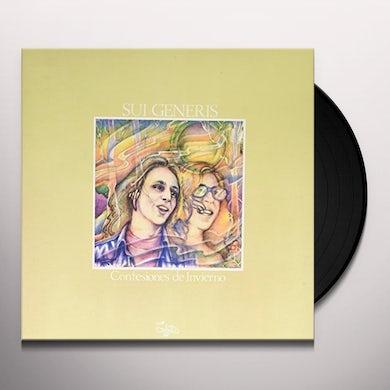 CONFESIONES DE INVIERNO Vinyl Record