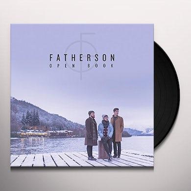 Fatherson OPEN BOOK Vinyl Record
