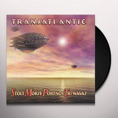 Transatlantic SMPTE (CLEAR VINYL) Vinyl Record