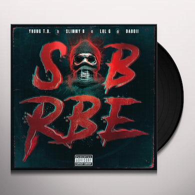 SOB X RBE GANGIN Vinyl Record