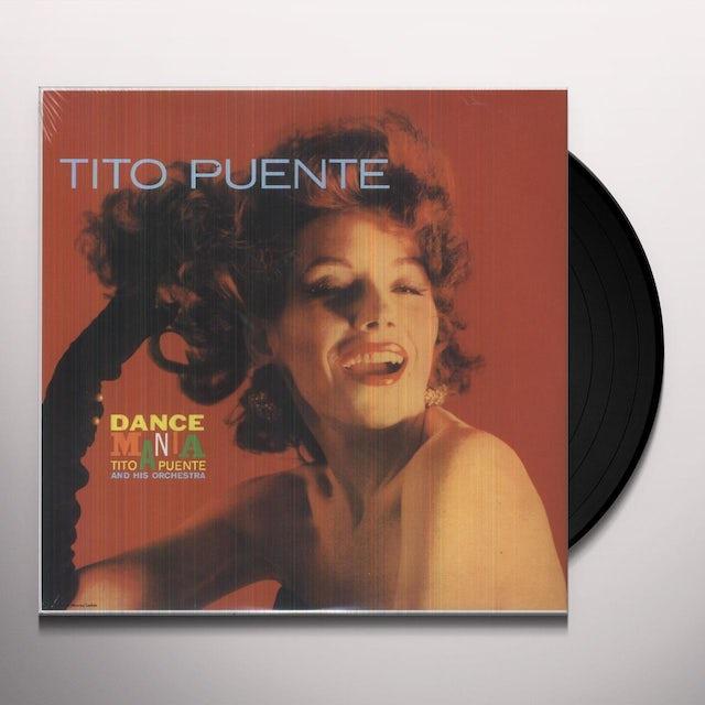 Tito Puente DANCE MANIA Vinyl Record