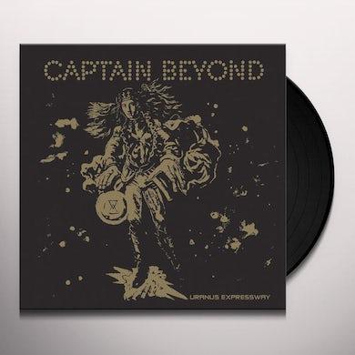 Captain Beyond URANUS EXPRESSWAY Vinyl Record