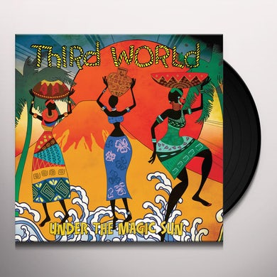 Third World UNDER THE MAGIC SUN Vinyl Record