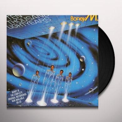 10,000 LIGHTYEARS (1984) Vinyl Record