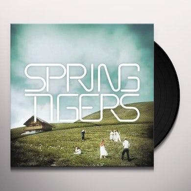 SPRING TIGERS Vinyl Record