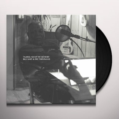 Eric Thielemans & Billy Hart TALKING ABOUT THE WEATHER Vinyl Record